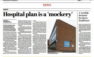 News - It's a Mockery - Hemel Gazette